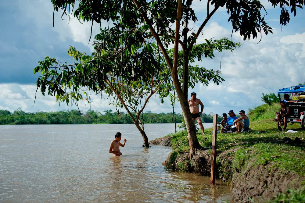 Retour en Amazonie ( Pérou )
